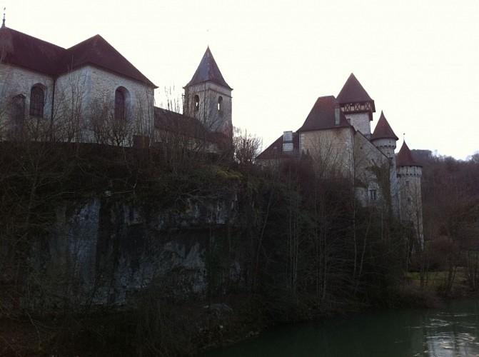 Le château de Cléron