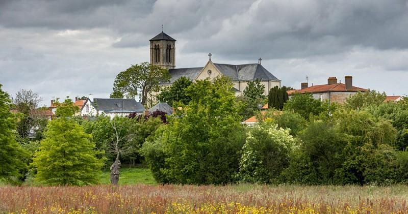Sentier des Logis - Saint-André-Goule-d'Oie