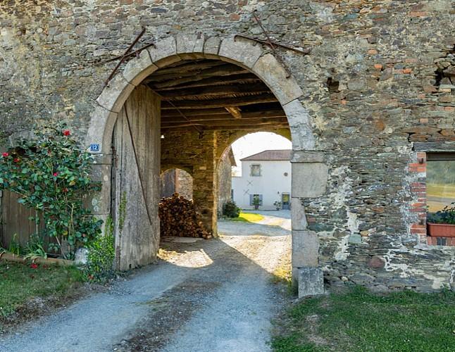 Sentier de la Robinerie - Chauché
