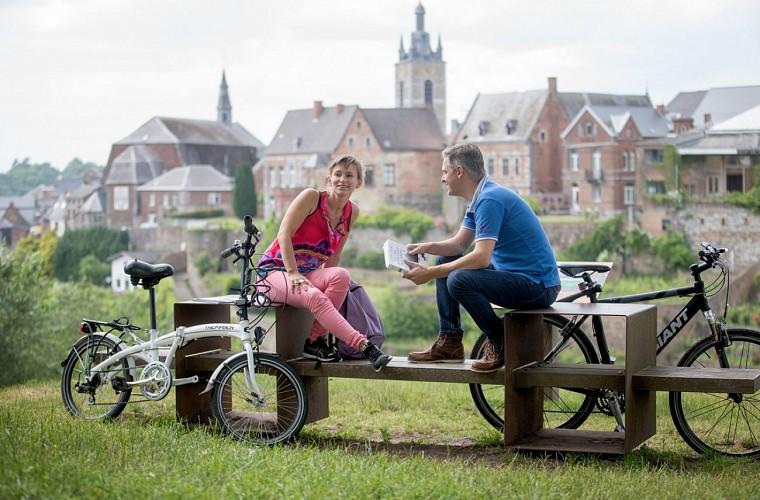 EuroVelo 3, de fietsroute van de Pelgrims