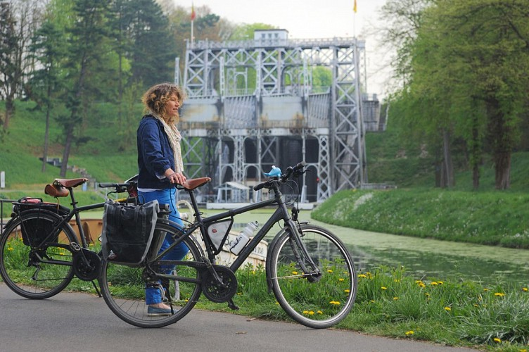 Cycle Wallonia's UNESCO Route