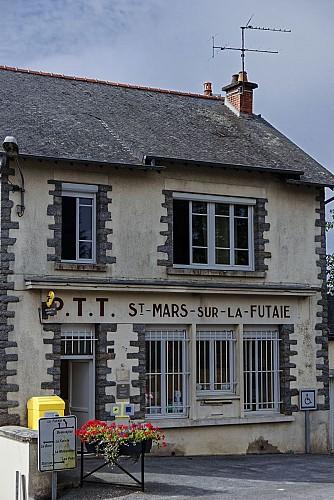 SAINT-MARS-SUR-LA-FUTAIE - Boucle de Saint Mars 15km