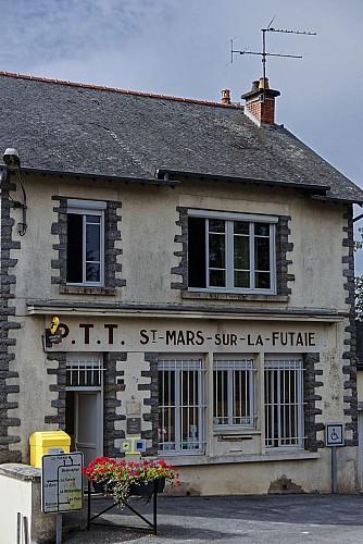SAINT-MARS-SUR-LA-FUTAIE - Boucles de Saint Mars 9km