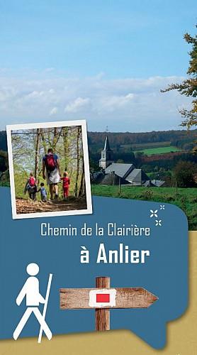 Chemin de la Clairière