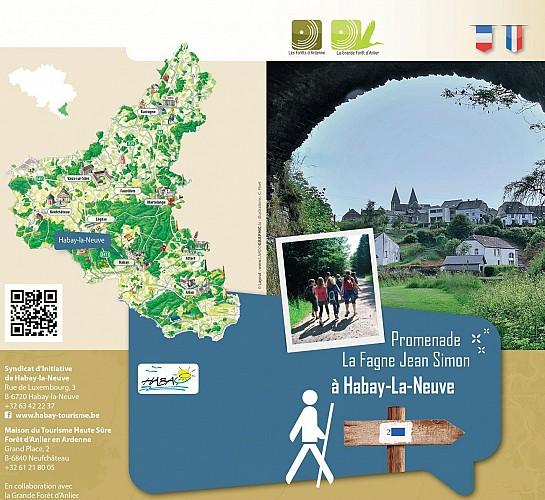 Promenade de la Fagne Jean Simon