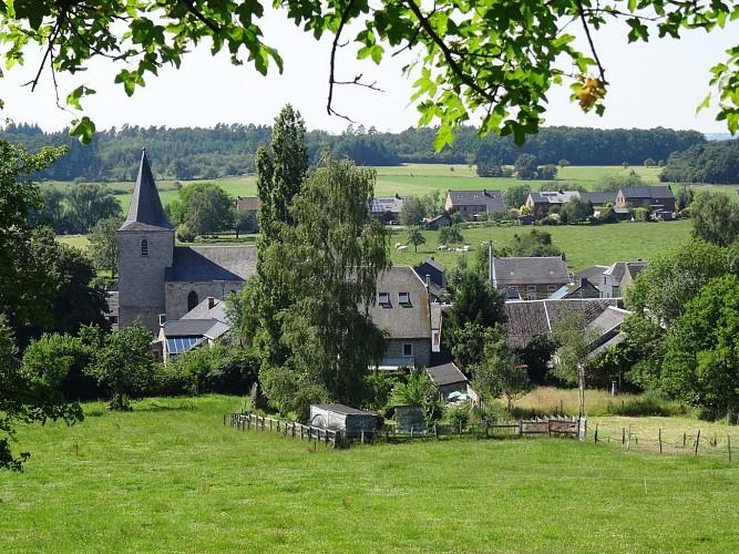LES FONTAINES (Commune HOTTON)