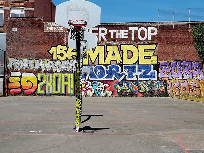 Macadam Balade à la découverte de l'art urbain roubaisien, au cœur du centre-ville…