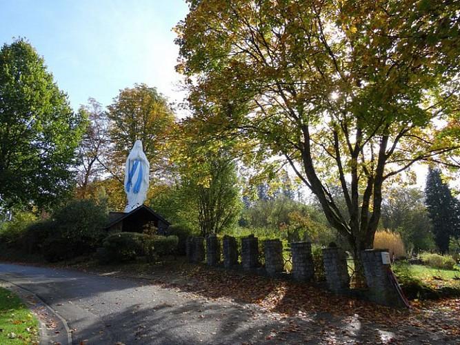 VIERGE DE WERPIN (Commune HOTTON)