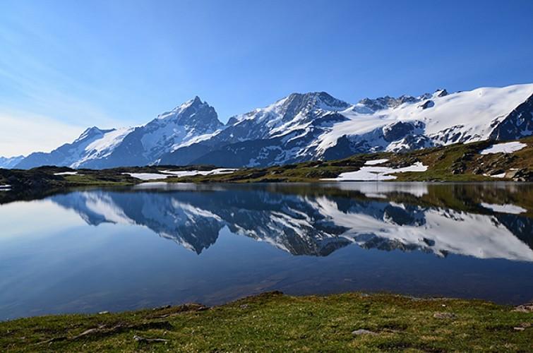 Le Plateau d'Emparis (Lac Lérié, Lac Noir et Lacs Cristallins)