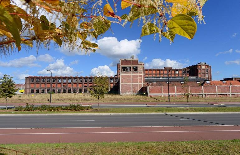 Le textile à Tourcoing : histoire, réhabilitation et architecture