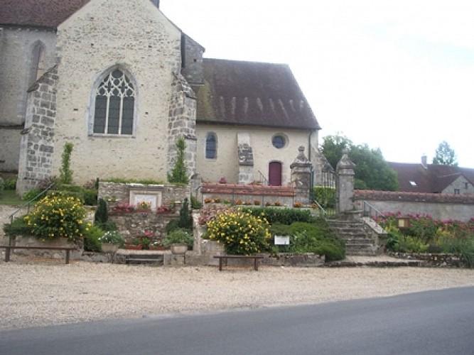 Balade à Le Thoult-Trosnay - Balade du Prieuré