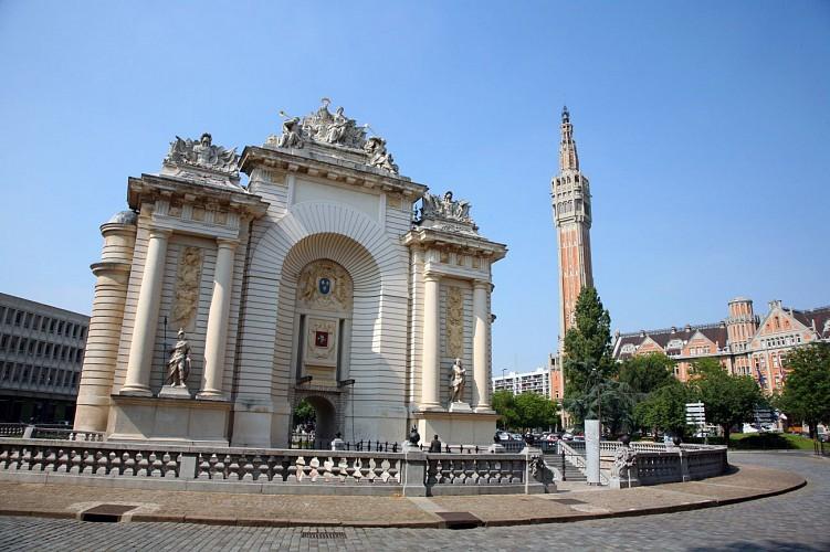 Du centre ville de Lille à Saint So