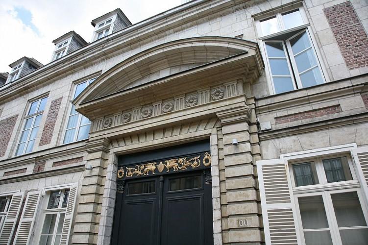 """Du centre ville de Lille au """"quartier français"""""""