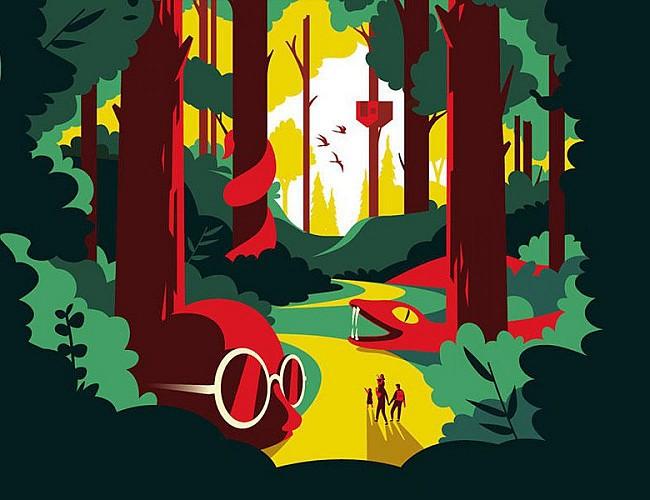 La Forêt Monumentale