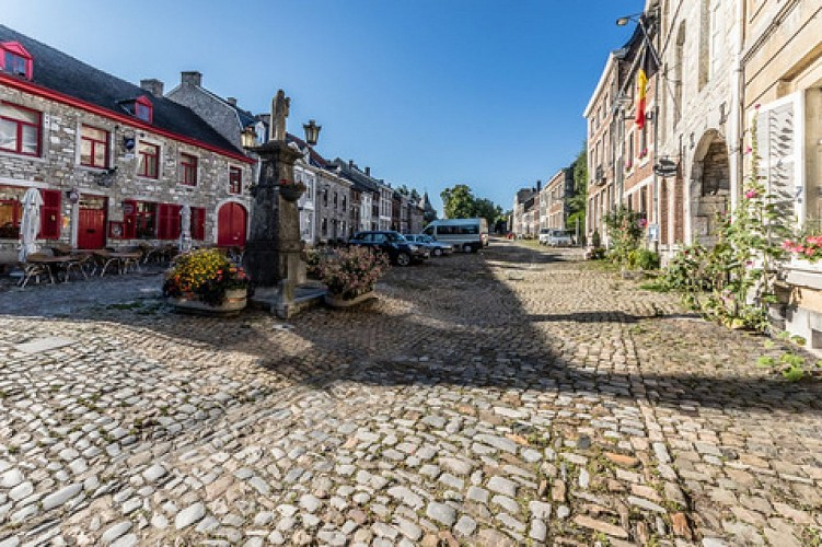By Bike Towards the City of Limbourg