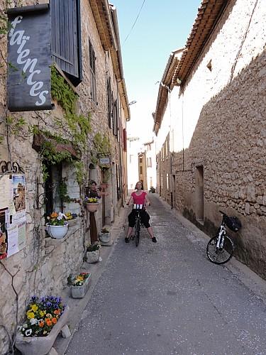 Autour du Luberon en Vélo