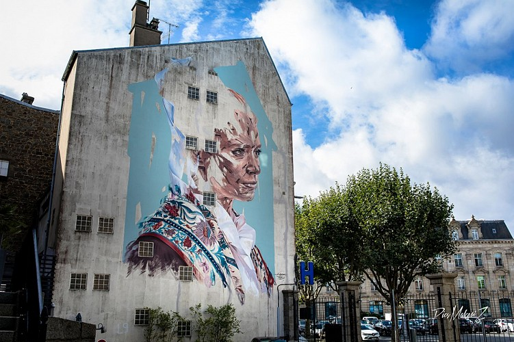 Street Art Saint-Brieuc
