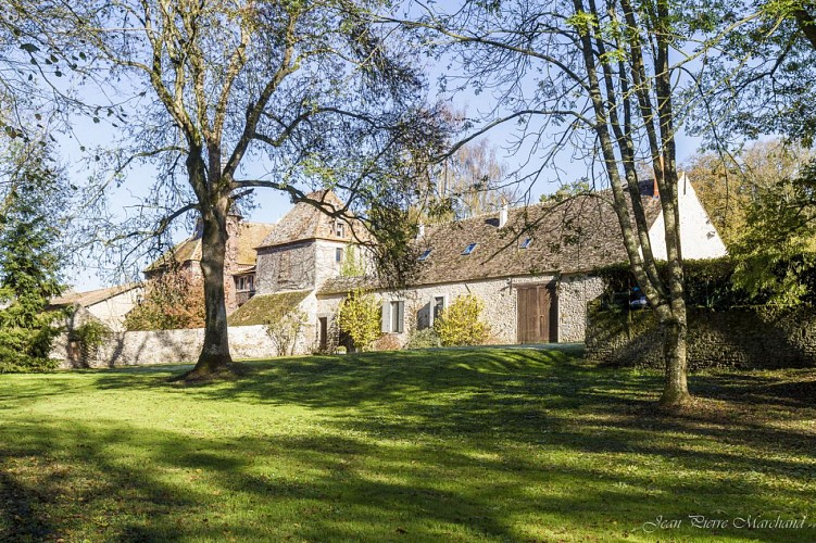 Dépendances Château de Bandeville