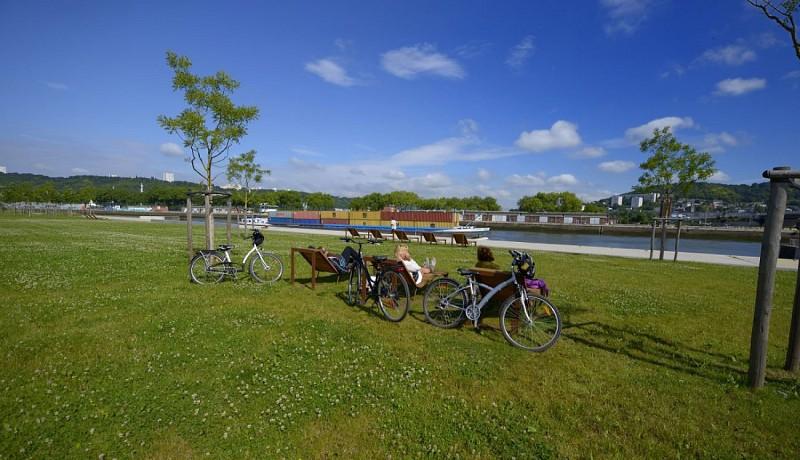 Rando vélo des Parcs et Jardins