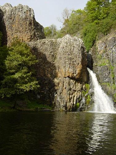 Cascade du Babory