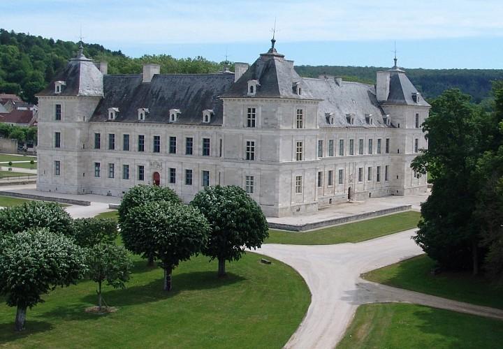 Ancy le Franc et son château