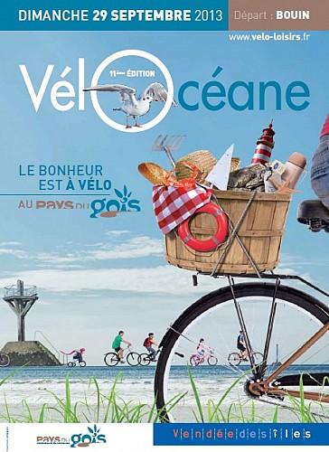 Vélocéane 2013, entre Bouin et Beauvoir sur Mer