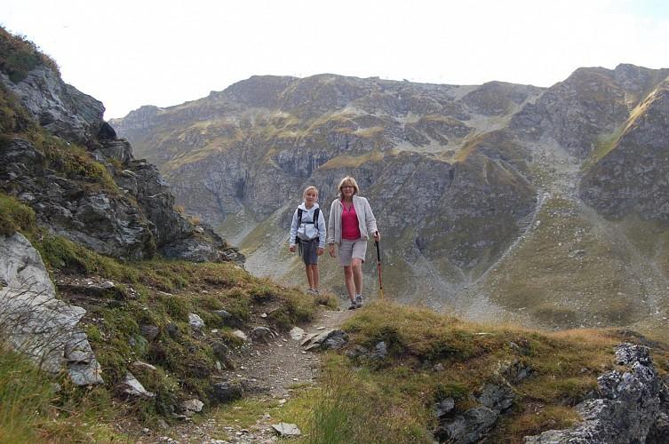 Sentier du Friolin