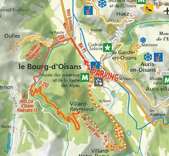 La boucle des Villard par Villard Reymond (n°11)