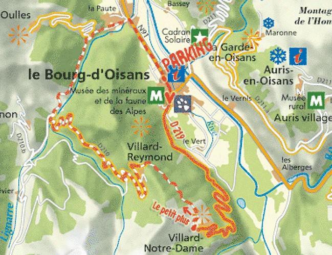 Villard Notre Dame et Villard Reymond (n°7)