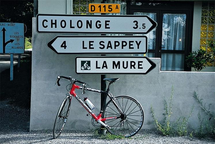 Le tour du plateau matheysin par Laffrey (n°15)