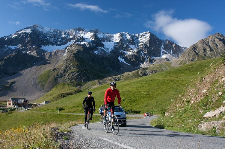 The Col du Galibier