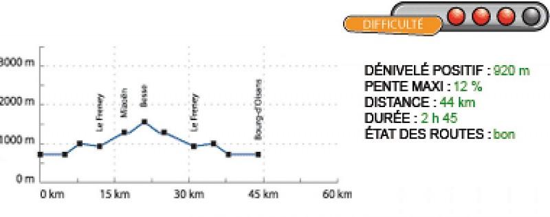 La montée de Besse en Oisans (n°9)