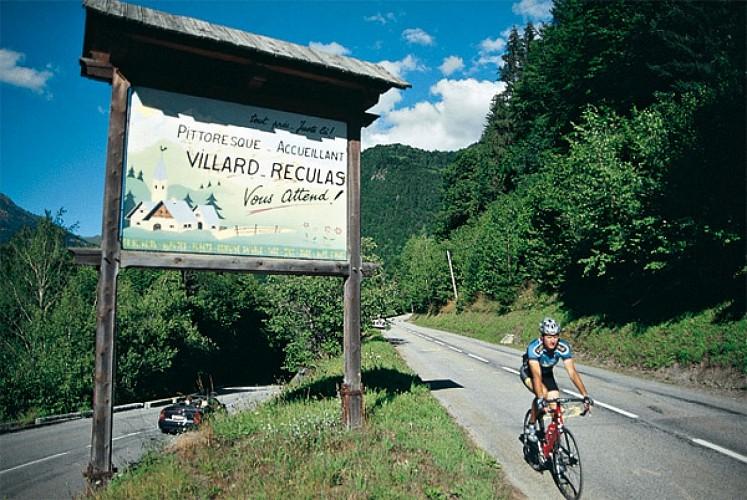"La montée de l'Alpe d'Huez "" la discrète"" (n°5)"