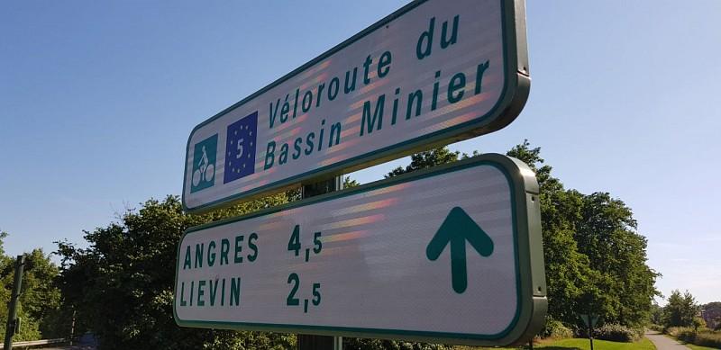 Véloroute du Bassin minier V31