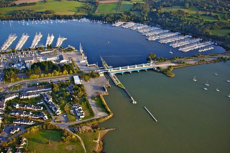 Arzal: Circuit des Coteaux de Vilaine (officiel)
