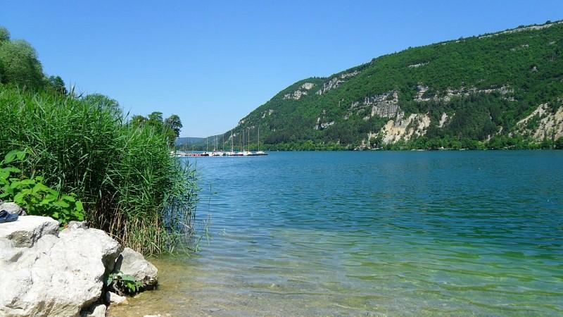 Bike Tour - The lake of Nantua and the plain of Sain-Martin-du-Fresne