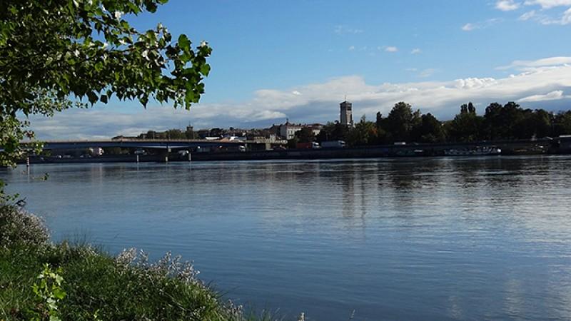 Valence - Au bord du Rhône