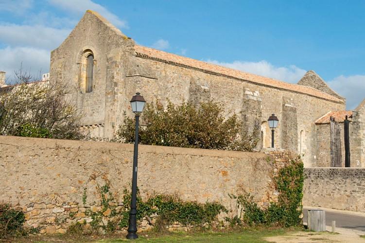 Saint-Jean d'Orbestier - Le Château d'Olonne