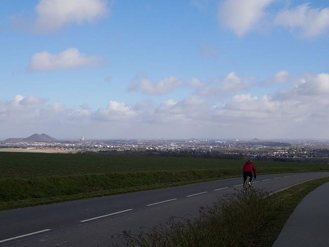 Les collines de l'Artois - petite boucle