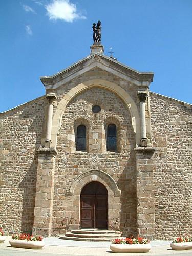 Eglise de Saint Félicien