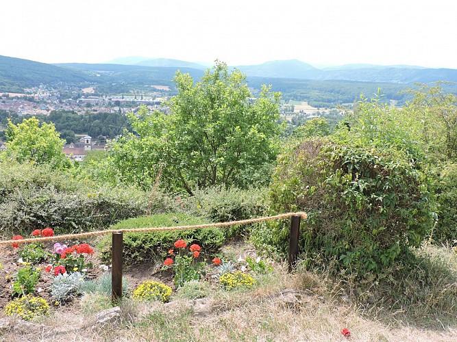 Circuit du Schiebenberg à Dinsheim sur Bruche