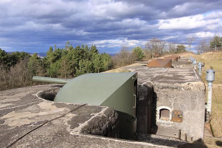 Randonnée Autour du fort de Mutzig