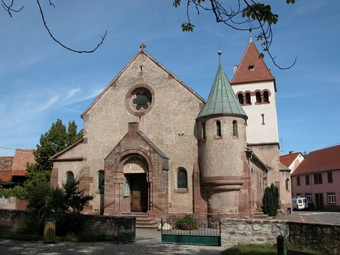 Circuit cyclo Splendeurs et Héritage religieux