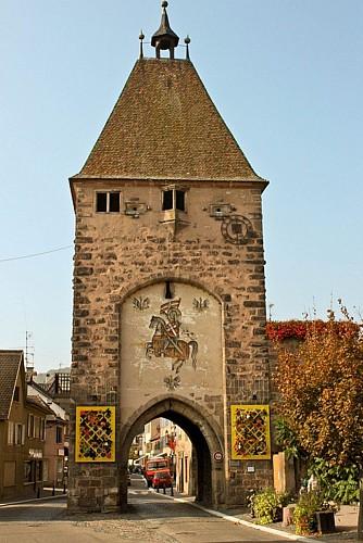 Randonnée les sanctuaires autour de Mutzig