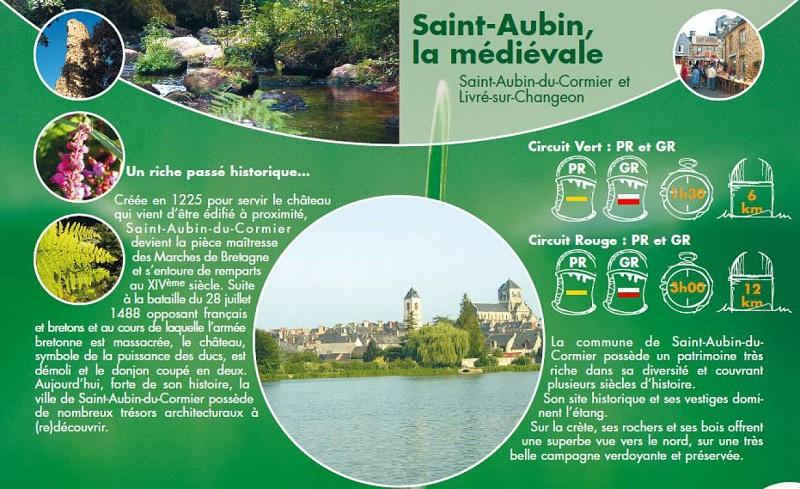Saint Aubin du Cormier : La Médiévale