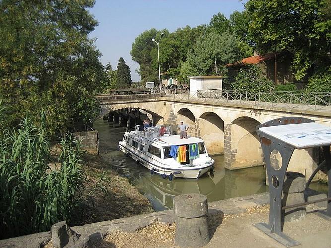 Canal du Midi, patrimoine mondial de l'UNESCO