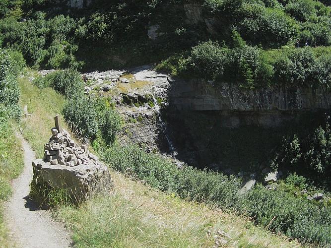Montée vers le Col de la Pisse