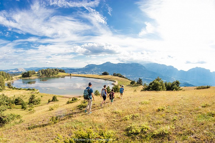 Lac de Barbeyroux
