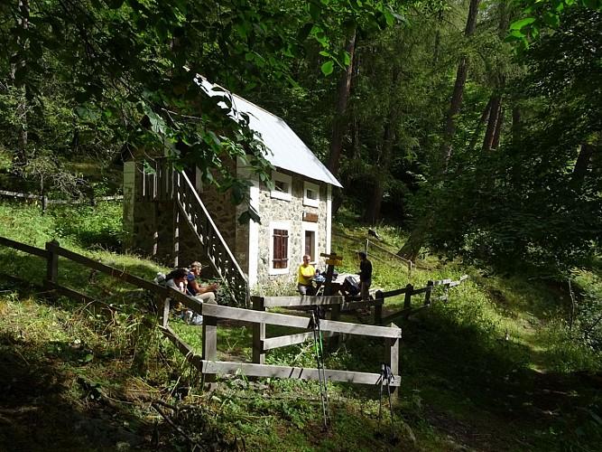 Cabane de Peyon roux