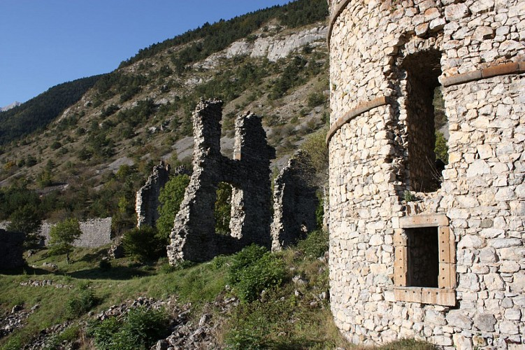 Château de Lesdiguières